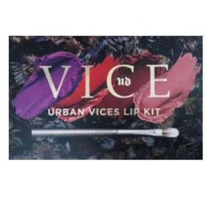 Urban Decay Vice Lip Kit